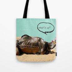 Pushkar fair chillout Tote Bag