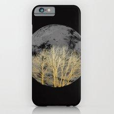 Golden moon iPhone 6 Slim Case