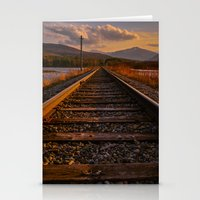 Grand Trunk Railway Stationery Cards