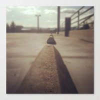 Canvas Print featuring Photography by bkool