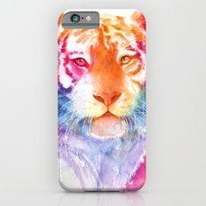 Rainbow stripes Slim Case iPhone 6s