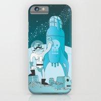 Space Pirate! iPhone 6 Slim Case