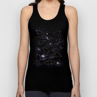 Star Ships Unisex Tank Top