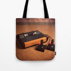 I dreamt in pixels that night. Tote Bag