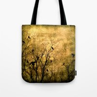 The Raven's Song Tote Bag
