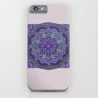 Batik Meditation  iPhone 6 Slim Case