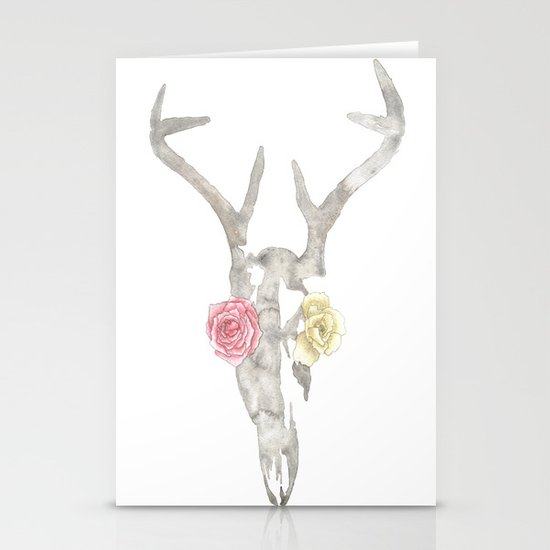 In Bloom Stationery Card
