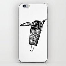Party Bird iPhone & iPod Skin