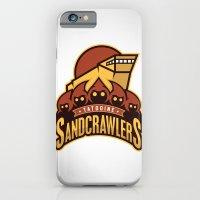 Tatooine SandCrawlers iPhone 6 Slim Case