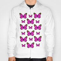 More Butterflys Hoody