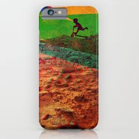 iPhone & iPod Case featuring Life On Mars? by Leon Greiner