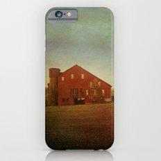 Red Barn in Autumn iPhone 6 Slim Case