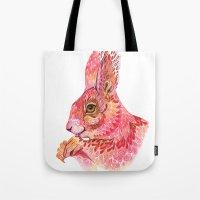 The Squirrel Magic  Tote Bag
