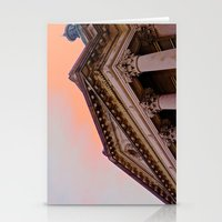 Courthouse Morning Stationery Cards
