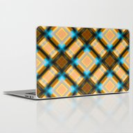 Square Pattern Serie 1 Y… Laptop & iPad Skin