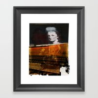 Person Place Thing 2 Framed Art Print