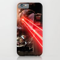 iPhone & iPod Case featuring Iron Man by dTydlacka