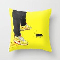 !!! Throw Pillow