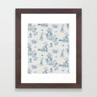 Toile de StarWars Framed Art Print