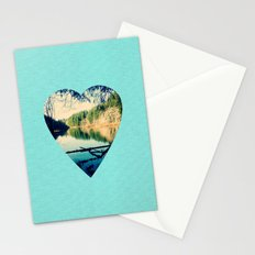 Lost Lake Love Stationery Cards