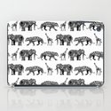 graphic zoo iPad Case