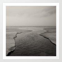 Stillness Art Print