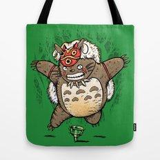 Totoroke Tote Bag