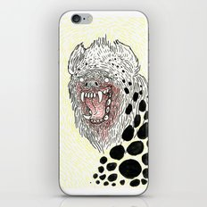 Monstrous and Free iPhone & iPod Skin