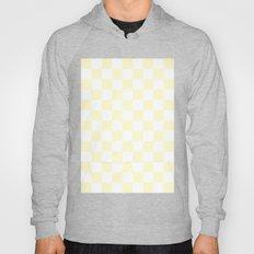 Checker (Cream/White) Hoody