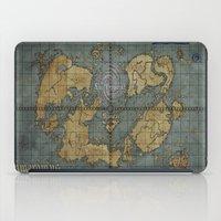 Seimeramus Map iPad Case