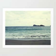 Horizontal Art Print