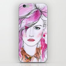 Charlotte Free iPhone & iPod Skin
