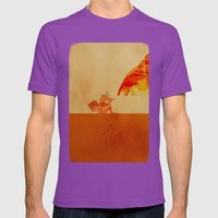 Avatar Roku Mens Fitted Tee Ultraviolet SMALL