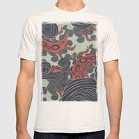 SEA ADVENTURE Mens Fitted Tee Natural SMALL