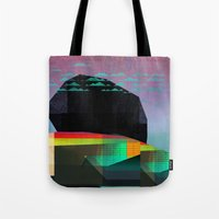 Atmospheric Disturbance Tote Bag