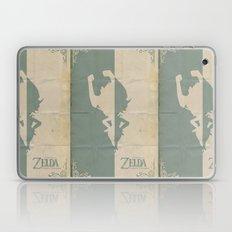 The Legend of Zelda: Twilight Princess Laptop & iPad Skin