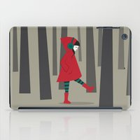 There Is No Wolf iPad Case