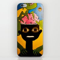 police officer iPhone & iPod Skin