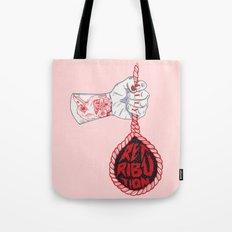 Retribution Tote Bag