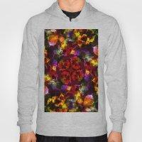 Flower Kaleidoscope  Hoody