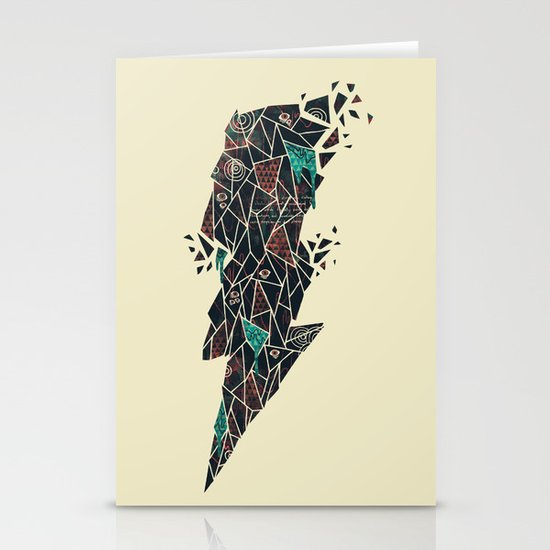 Dark Matter Stationery Card