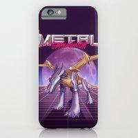 Metal Wolf Claw iPhone 6 Slim Case