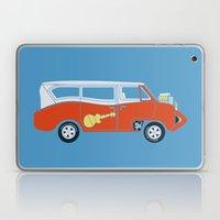 The  Monkeemobile Van Laptop & iPad Skin