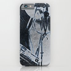 I EAT MUSIC - Surrealism | Abstract | Music Tape | Pop Art | Surrealism | Funny  iPhone 6 Slim Case