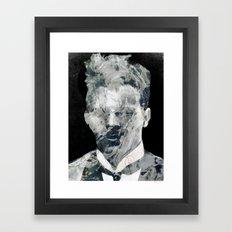 BLOT// Framed Art Print