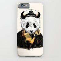 iPhone & iPod Case featuring THE CAPTAIN by alfboc
