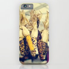 Indian Corn at the Farmers Market iPhone 6 Slim Case