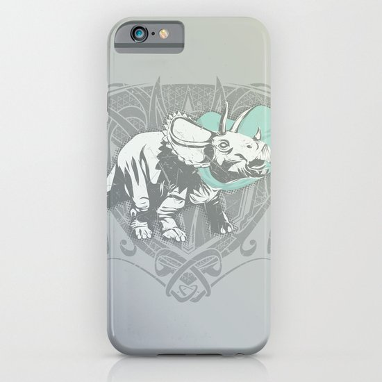 Fearless Creature: Frill iPhone & iPod Case