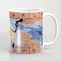 Bill Cipher Mug