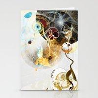 Celestial Honey Translat… Stationery Cards